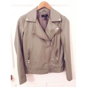 Forever21 Pleather Jacket